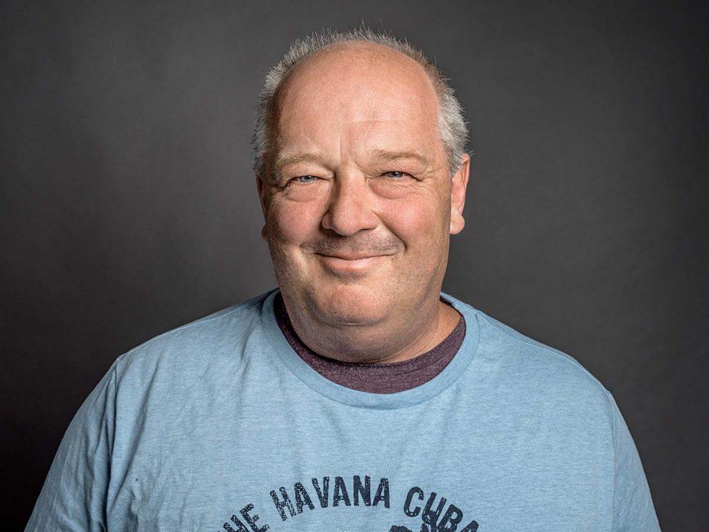Erich Hofmann, Gewaltberater